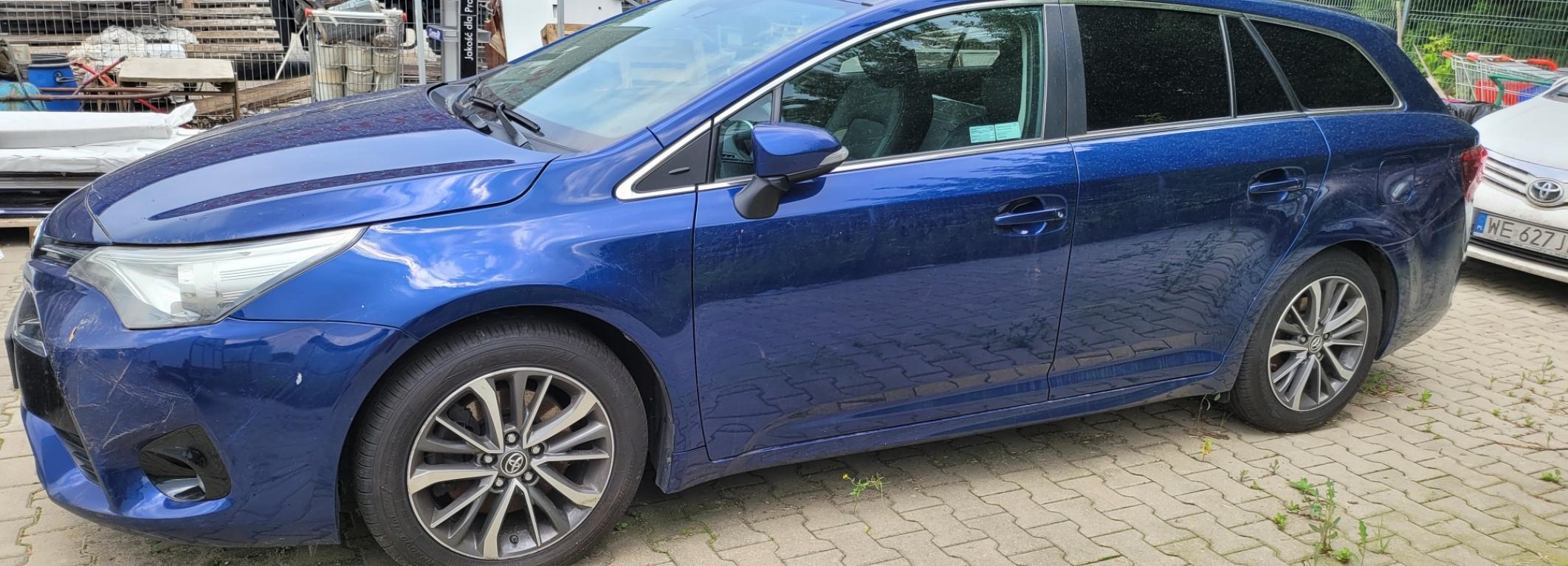 Syndyk sprzeda samochód Kia Ceed